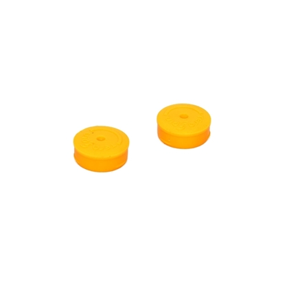Picture of L DE-00097 (Yellow) : TeraSpin end cap