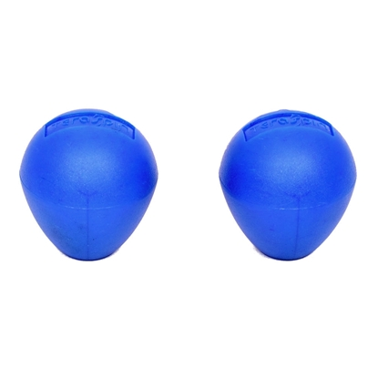 Picture of TeraSpin round Blue Knob