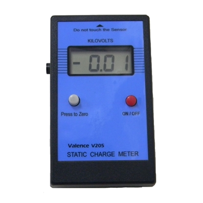 Picture of Valence V205 digital electrostatic charge meter