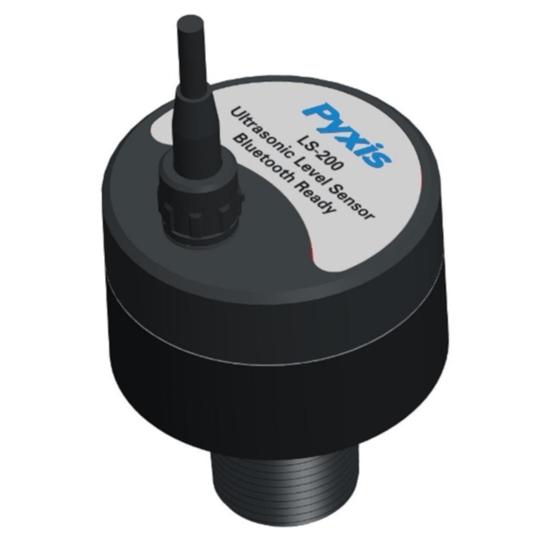 Picture of LS-200 Ultrasonic Level Sensor (0-6.5ft)