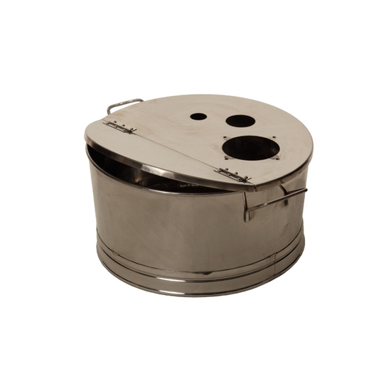 """Picture of Ink tank - 25 litres with sump, 280 mm """"B"""" length"""