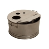 """Picture of Ink tank - 50 litres with sump, 280 mm """"B"""" length"""