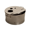 """Picture of Ink tank - 50 litres with sump, 318 mm """"B"""" length"""