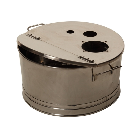 """Picture of Ink tank - 80 litres with sump, 318 mm """"B"""" length"""