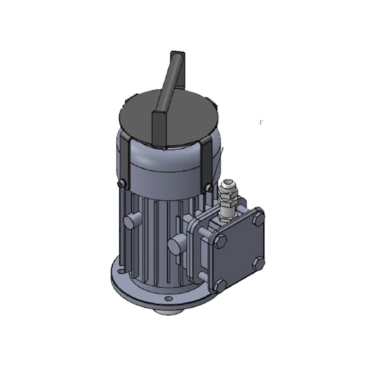 Picture of Motor - 0.25HP. 3 phase