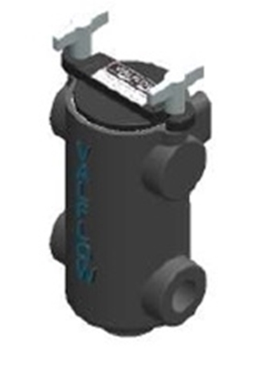 Picture of Ink filter with surge suppressor, 60 mesh SS cartridge
